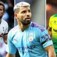 Premier League top scorers: Aguero on top as Chelsea, Norwich and Arsenal aces lead chase