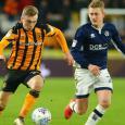 Tottenham Hotspur Won't Make January Move for Hull City Striker Jarrod Bowen