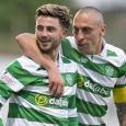 Partick 0 - Celtic 5: Hoops demolish Thistle to extend league unbeaten streak to 45 games