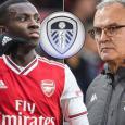 Arsenal star Eddie Nketiah breaks silence on Leeds loan and Marcelo Bielsa relationship