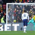 Watford 0-0 Tottenham: Report, Ratings & Reaction as Gazzaniga Penalty Heroics Spare Spurs' Blushes