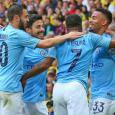 Man City make history with incredible treble as Watford blown away in FA Cup final