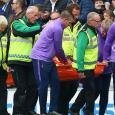 Hugo Lloris horror injury: Man Utd star David De Gea sends one-word message to Spurs ace