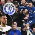 Chelsea fans hail Christian Pulisic as 'better than Eden Hazard' after Crystal Palace goal