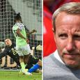 Rangers fans taunt Charlton boss Lee Bowyer after Joe Aribo scores against Brazil