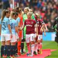 West Ham Captain Gilly Flaherty Reflects on 'Proud Moment' After Leading Hammers Out at Wembley