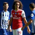 Arsenal set for Matteo Guendouzi showdown talks after being exiled from first-team