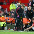 Man Utd Star Scott McTominay Stretchered Off With Ankle Injury Against Brighton