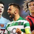 Man Utd switch player-plus-cash Bruno Fernandes bid, Chelsea £34m move, Arsenal, Liverpool