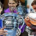 Rafael Nadal eyes firmly on surpassing Roger Federer's Grand Slam record - David Ferrer