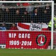 Charlton Fans Travelled to Belgium to Protest Against the Club's Owner Roland Duchatelet