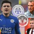 The real reason behind Leicester forcing Man Utd to pay record fee for Harry Maguire