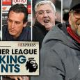 Liverpool stand apart from Man City, Arsenal must axe Emery, back Bruce - talking points