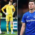 Everton star Michael Keane slammed for recent performances - 'He's been abysmal'