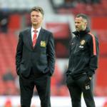 Giggs plays down Van Gaal rift talk