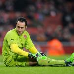 Ospina says Arsenal over Euro shock