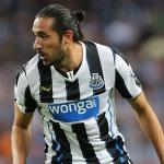 Newcastle V Aston Villa at St James' Park : LIVE