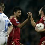 Costa scores at last as Spain beat Luxembourg