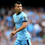 Aguero and Jovetic miss training
