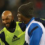 Lukaku shows support for Anelka