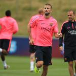Pique faces vital season at Barcelona