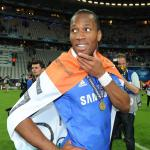 Schalke protest Drogba's inclusion