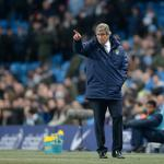 Pellegrini pleased with rotation