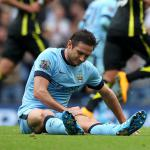 Lampard hope lights Man Citys striker gloom