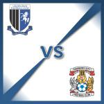 Gillingham V Coventry at MEMS Priestfield Stadium : Match Preview