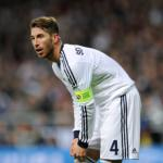 Injured Ramos withdraws from Spain squad