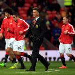 Five reasons why Manchester United should keep faith in van Gaal
