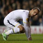 Have the lights gone out on Soldado's Spurs Career?