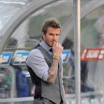 Neville predicts FA role for Becks