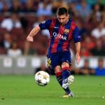 Record breaking Messi sets sights on taking down PSG