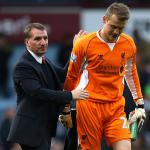 Rodgers backs Mignolet to come good