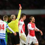 Giroud sorry for moment of madness