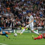 Benzema strike gives Real advantage over Bayern