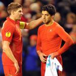 Suarez returns for brief goodbye