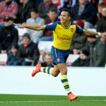 Alexis Sanchez and strong defensive performance secure three points against Sunderland