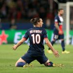 Ibrahimovic to miss PSGs Champions League match against APOEL