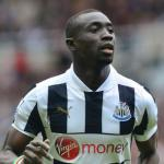 Newcastle's Cisse makes a stand for his beliefs