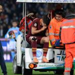 Strootman facing keyhole surgery: Roma