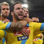 Higuain hits brace as Napoli sink Lazio