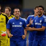 Cesc, Costa and Courtois give Chelsea the edge as real football returns
