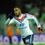 Goal-machine Lacazette keeps Lyon top