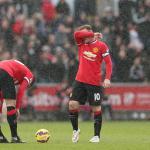 Swansea complete Man Utd double