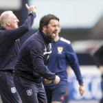 Dundee --- St Johnstone: Match Report