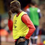 Rodgers bench warning for Balotelli