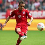 Bayerns Rafinha honoured in home city