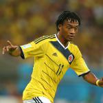 Chelsea in pole position as they look to beat United to Juan Cuadrado